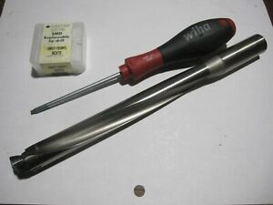 Sumitomo Smdho71d 6890 7283 Replaceable Tip Thru Coolant Drill Body Tip