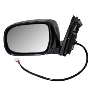 New Drivers Power Side View Mirror Heated Memory For Lexus Rx330 Rx350 Rx400h