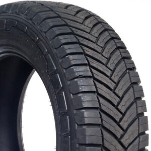 2 New Michelin Agilis Crossclimate 235 65r16 Load E 10 Ply Commercial Tires
