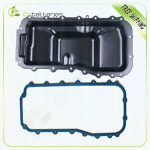 Engine Oil Pan W Gasket For 2003 Chrysler Voyager 2000 Plymouth Voyager 264 205