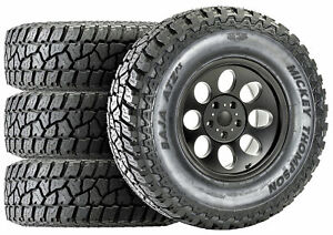 4 New Mickey Thompson Baja Atzp3 Lt 305 65r17 121q E 10 Ply A T All Terrain Tire