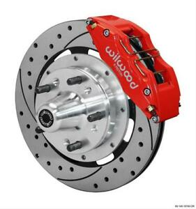 Wilwood Dynapro 6 Big Brake Front Hub Kit 140 10740 dr