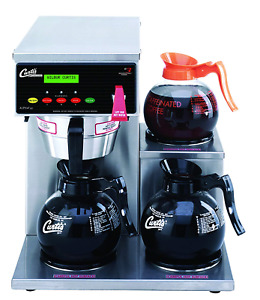 Wilbur Curtis Alpha3gt Coffee Brewer Comes With 30 Day Limited Parts Warranty
