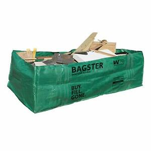 Bagster 3cuyd Dumpster In A Bag Pack Of 1 New