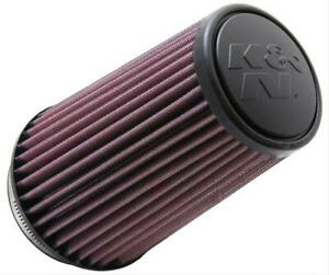K n Air Filter Filtercharger Conical Cotton Gauze Red 3 5 Dia Inlet Ea Ru 3130