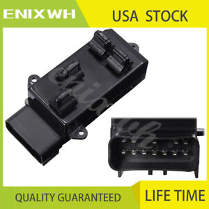 Power Window Master Control Switch For Town Country Dodge Caravan 96 00 New
