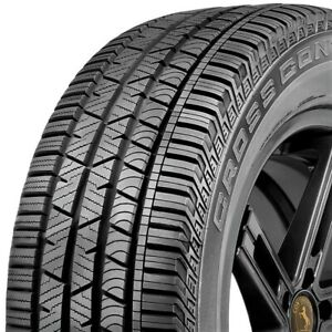 Continental Crosscontact Lx Sport 235 55r19 101h A s Performance Tire