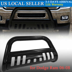 For Dodge Ram 1500 2006 2008 Front Bumper Grill Guard Lifetime Warranty Usa