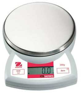Ohaus Cs5000p Digital Compact Bench Scale 5kg 11 Lb Capacity