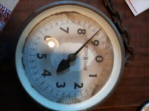 Antique Vintage Detecto Scale For Produce Or Hardware