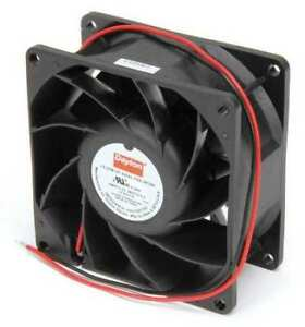 Dayton 2rth5 Axial Fan Square 12vdc Phase 74 5 Cfm 3 1 8 W