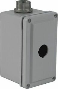 Schneider Electric 9001sky1 Pushbutton Enclosure 30mm 1 Hole plastic