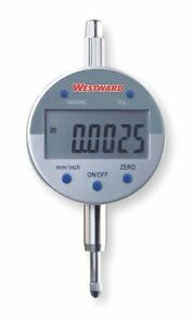 Westward 2yne4 Electronic Indicator spc 0 0 500 In