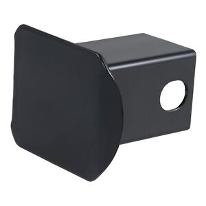 Curt 22750 Hitch Receiver Tube Cover Universal Fit 2 Trailer Hitch