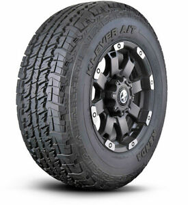 2 New Kenda Klever A t 215 75r15 100s At All Terrain Tires