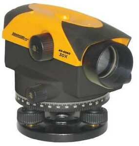 Johnson 40 6960 Automatic Level optical 30x 400 Ft