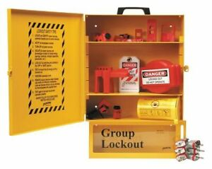 Brady 99710 Lockout Station electrical 30 Components