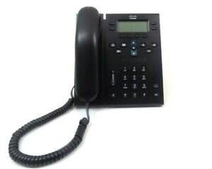 Lot 5 Cisco Cp 6945 4 line Unified Ip Voip Office Phone Cp 6945 cl k9