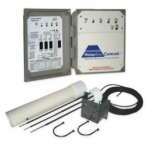 Waterline Controls Wlc5000 120vac Water Level Control High And Low Alarm