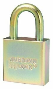 American Lock A5200glnkas6 Government Padlock alike 1 3 4 w pk6