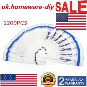 1200pc Disposable Intraora Dental Camera Sleeves sheaths covers Fit Dentist New