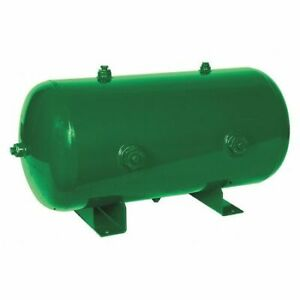 Speedaire 1tzz5 Air Tank stationary 175 Psi 30 Gal horiz