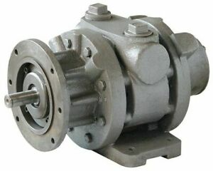 Speedaire 22ux53 Air Motor 9 5 Hp 280 Cfm 2000 Rpm