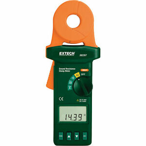 Extech Clamp on Ground Tester 382357