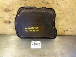 3 speed Automatic A727 Transmission Pan For 1977 Amc Matador