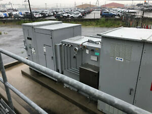 2500a Eaton Cutler Hammer Substation