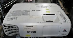 Epson H692a Powerlite X27 Lcd Projector