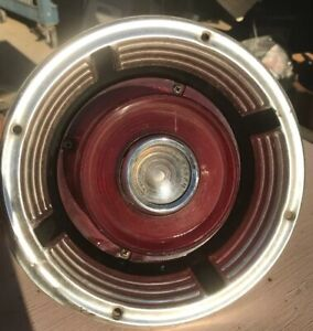 1967 Ford Falcon Tail Light Assembly Good Used