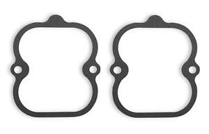 Holley Gaskets Upper To Lower Weiand Tunnel Ram Chevy Ford Small Block Pair