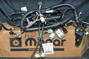 Plymouth Grand Voyager Engine Wire Harness Battery Cable Mopar Nos 1996 00 3 3l