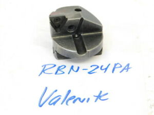 Used Valenite Vari set Rbn 24pa Boring Head tpg