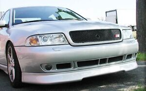 1996 97 98 99 00 01 Audi A4 Rieger Style Front Lip Body Kit Spoiler