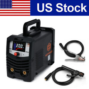 Hitbox Igbt 220v Mini Arc 200 Arc Welder Mma Stick Ac Inverter Welding Machine