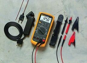 Fluke 88 5akit Automotive Multimeter Combo Kit New