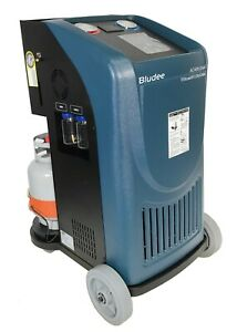 R 134a 1234yf Ac Service Machine fully Auto Recover Recycle Vacuum Recharge