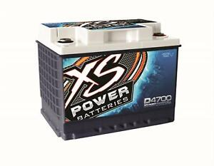 Xs Power Agm Battery D4700