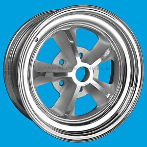1969 1970 Shelby Mustang Gt 350 Gt 500 5 Spoke Wheels 15 X 7 And 15 X 8