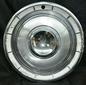 1960 60 Chrysler New Yorker Fifth Ave Saratoga Windsor 14 Hubcap Wheel Cover