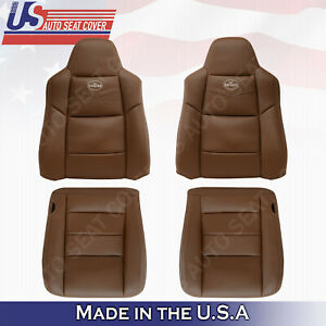 2003 2004 2005 2006 2007 Ford F250 Crew Cab King Ranch Front Vinyl Seat Covers