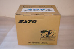 Sato Barcode Label Direct Thermal Ethernet Point Of Sale Printer Cg412dt lan