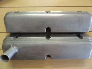 1987 1995 Ford Mustang 302 5 0l Polished Valve Covers