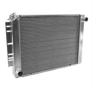 Be Cool Radiator Direct Fit Alum Natural Fits Chrysler Each 10038