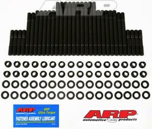 Arp Cylinder Head Studs Pro Series 12 point Head Bbc W Holley Canfield Brodix