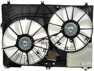 Dorman 621 541 Dual Fan Assembly Without Controller