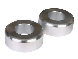 2 Lift Rear Spacers For 99 04 Jeep Grand Cherokee Wj Leveling Kit