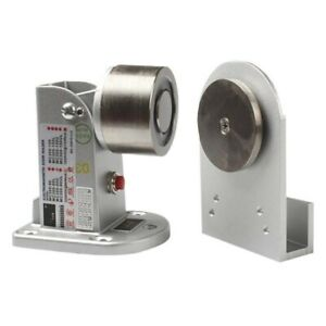 Access Control Single Door Electric Magnetic Electromagnetic Lock Holding Force